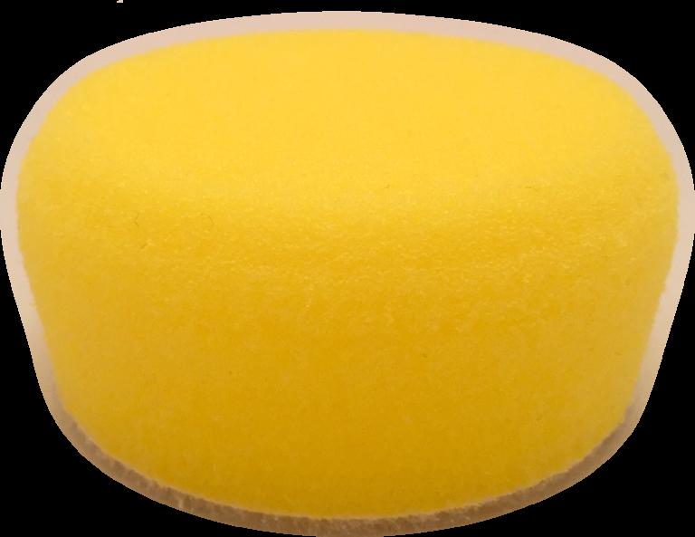 Полировальный круг Мини Средней твердости ROYAL PADS LIGHT MEDIUM Желтый (30мм)