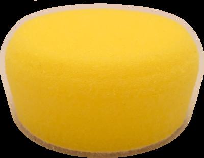 ROYAL PADS LIGHT MEDIUM (50мл) Желтый Средней твердости полировальный круг мини