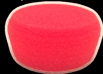 ROYAL PADS LIGHT SOFT (30мл) Красный Мягкий полировальный круг мини