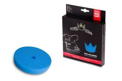 ROYAL PADS THIN HEAVY CUT (80мм) Синий Очень твердый низкопрофильный полировальный круг