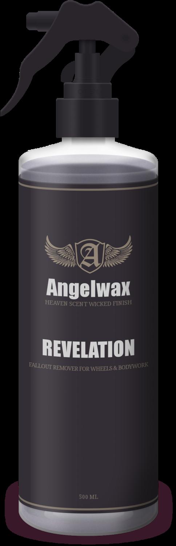 Очиститель дисков Нейтральный с индикатором ANGELWAX REVELATION (500мл) Концентрированный гель