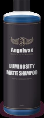 Автошампунь для ручной мойки матовых поверхностей ANGELWAX MATTE SHAMPOO (500мл)