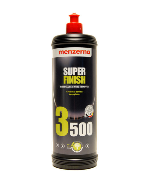 MENZERNA 3500 SUPER FINISH (1л) Антиголограммная паста