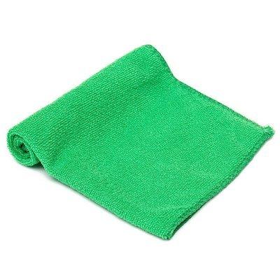JETA PRO Зеленая Салфетка полировальная многоразовая 40х40см