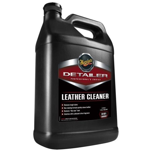 Очиститель для кожи Meguiars LEATHER CLEANER (3,8л)