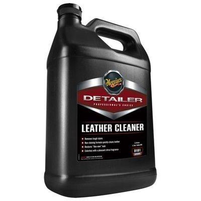 Meguiar's LEATHER CLEANER (3,8л) Очиститель для кожи