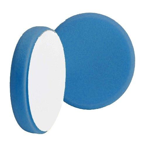 Полировальный круг плоский Очень мягкий BUFF&SHINE Финишный СИНИЙ (150мм)