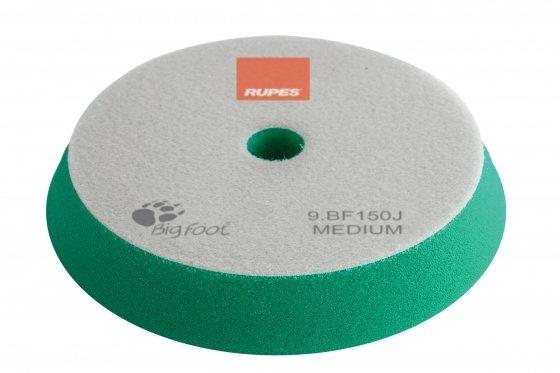 Полировальный круг Средней твердости RUPES Зеленый (150мм)