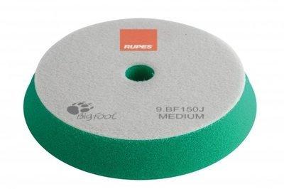 Полировальный круг Средней твердости RUPES Зеленый (130мм)