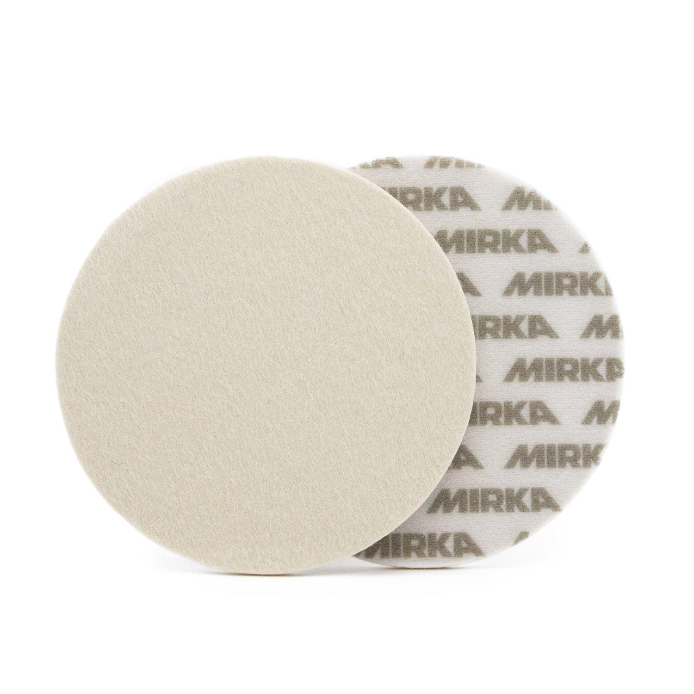 Полировальный круг для стекла Фетровый MIRKA (77мм)