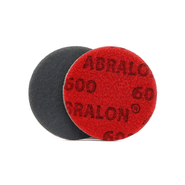 Круг шлифовальный на тканево поролоновой основе MIRKA Abralon P600 (125мм)