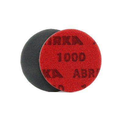 MIRKA Abralon P1000 (77мм) Шлифовальный круг на тканево-поролоновой основе