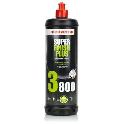 MENZERNA 3800 SUPER FINISH PLUS (1л) Антиголограммная паста