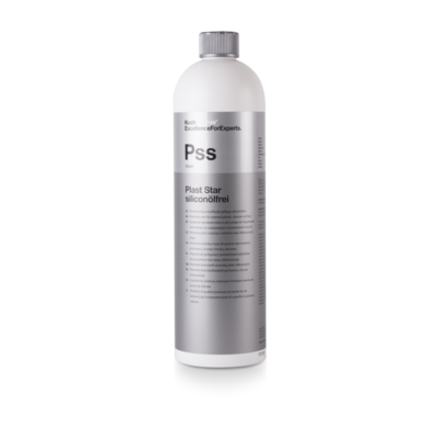Koch Chemie Pss PLAST STAR SILICONOLFREI (1л) Консервант резины, шин и пластика (без силикона)
