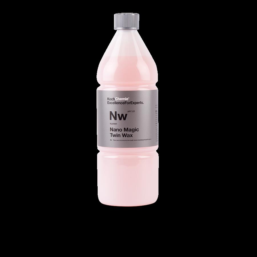 Koch Chemie Nw NANOMAGIC TWIN WAX (1л) Осушитель + консервант