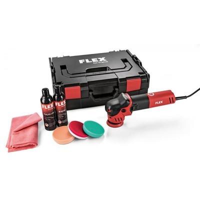 FLEX XFE 7-12 80 Set Эксцентриковая полировальная машина для небольших площадей (Набор) (Под заказ)
