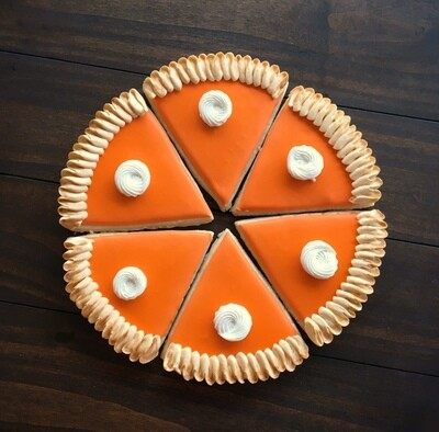 Pumpkin Pie Cookie Pie