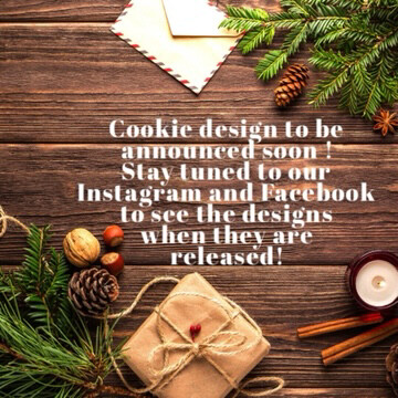 Holiday Cookie Gift Box - 4PK
