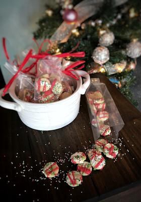 Elf On A Shelf Mini Cookie Bags