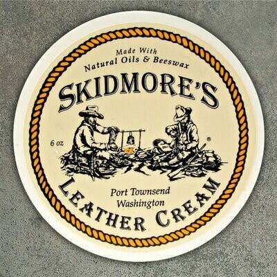 Skidmore's Leather Cream 6oz