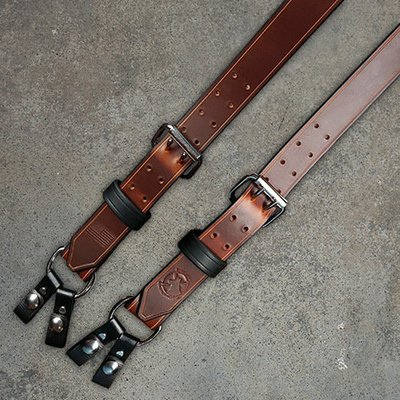 Bunker Suspenders 'X' Style
