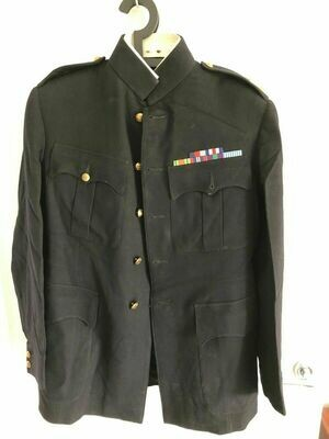 Dress Uniform 1945 British WW2 Royal Artillery Lt Colonel (decorated) immaculate