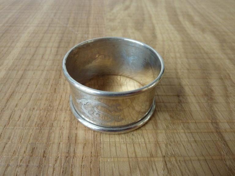 Silver Napkin Ring (1923)
