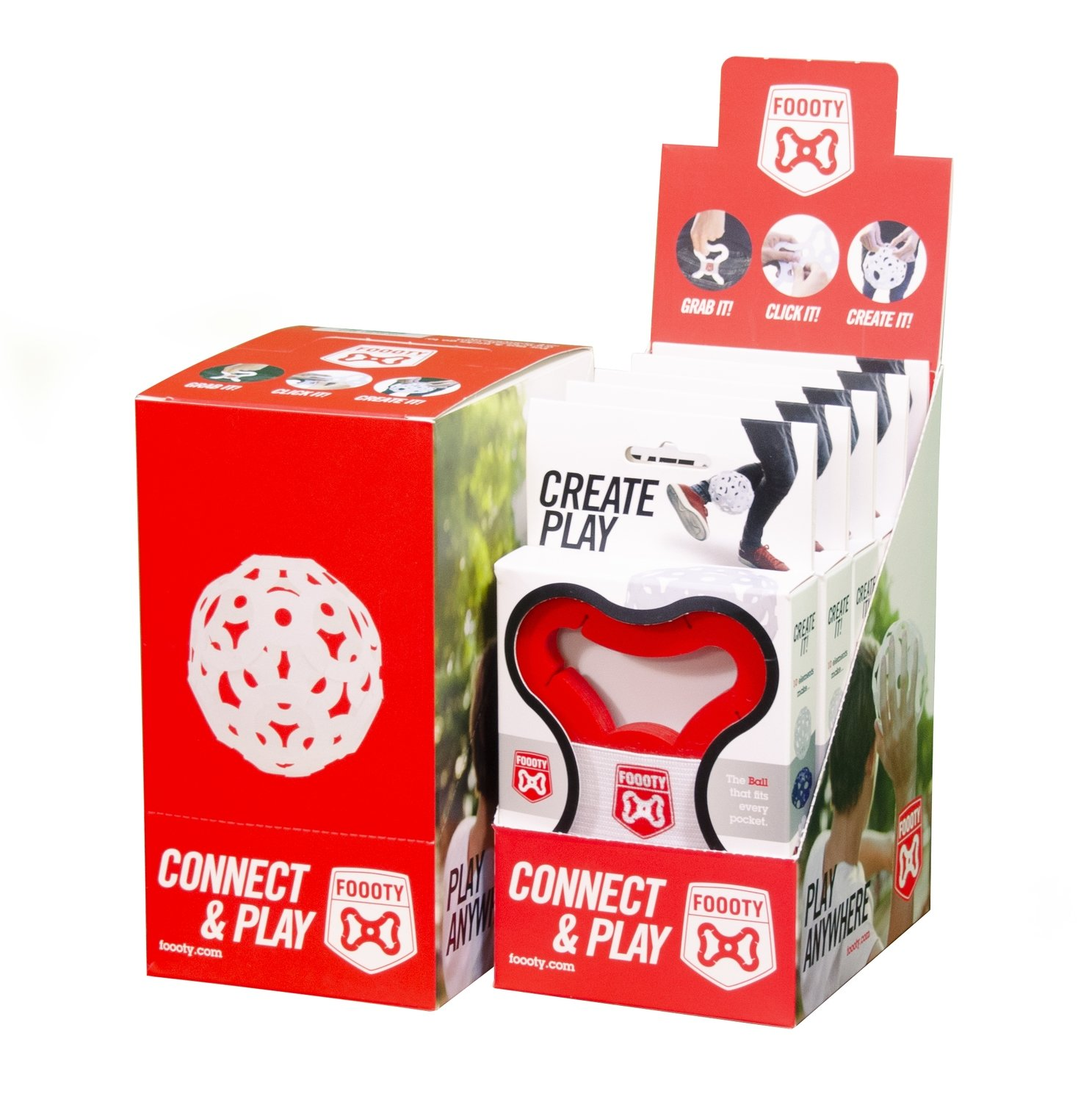 FOOOTY RED (5 BOX)