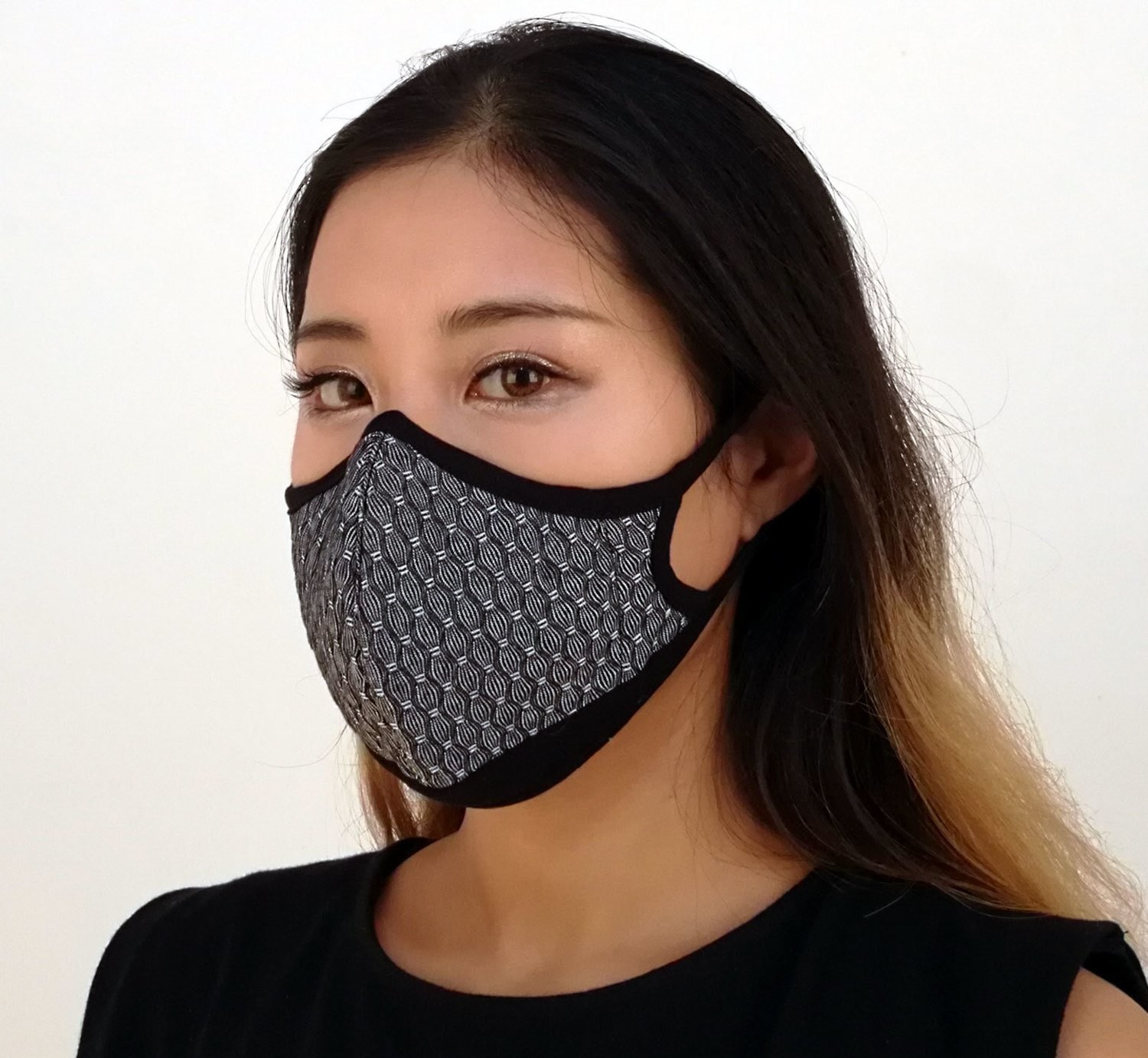 Air Bamboo Diamond Pollution 99 Bali Organic In 5 Worldwide At 99 Protection Facemask • Pm2 From Free Made Sustainably Style Shipping