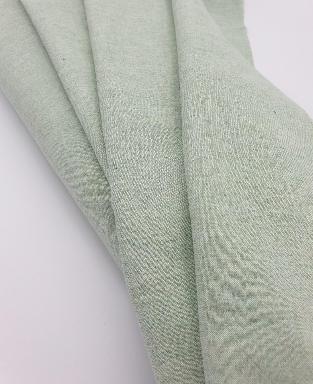 Chambray mint grønn