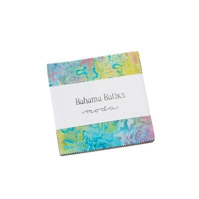 Bahamas Batiks Charm Packs