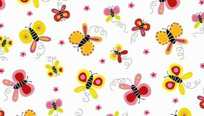 Buzzin' Around Butterflies