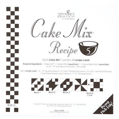 Cake Mix nr 05