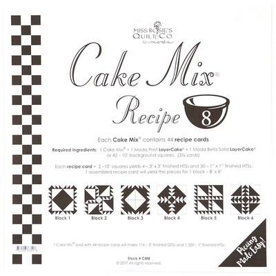 Cake Mix nr 08