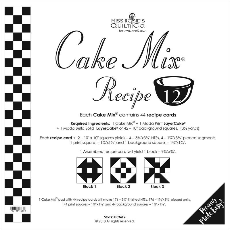 Cake Mix nr 12