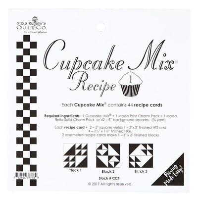 Cupcake Mix 01