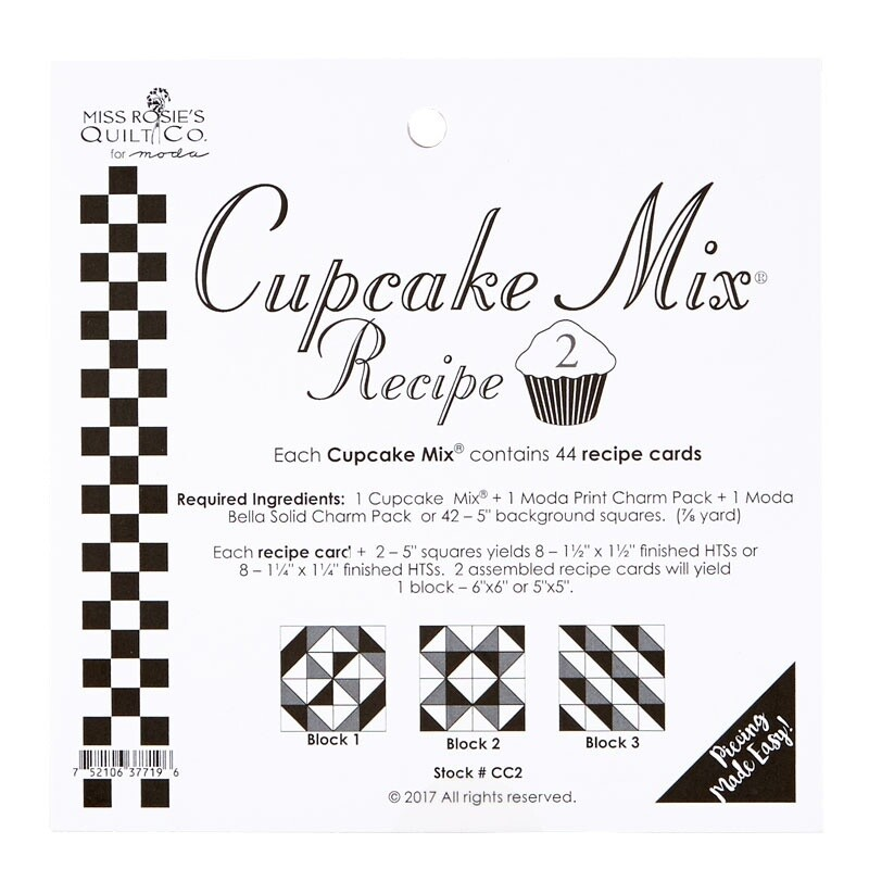 Cupcake Mix 02