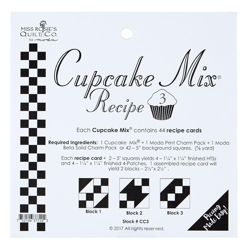 Cupcake Mix 03