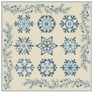 Snowflake Mønster