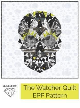 Mønster og Papir maler til The Wathcher