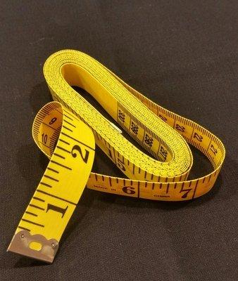 Målebånd cm/inch