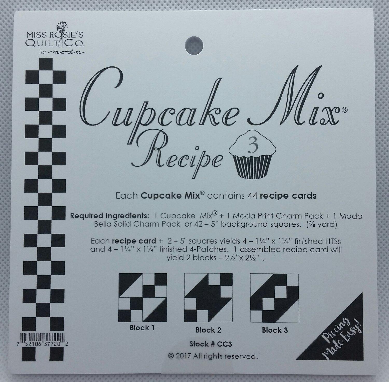 Cupcake Mix 3