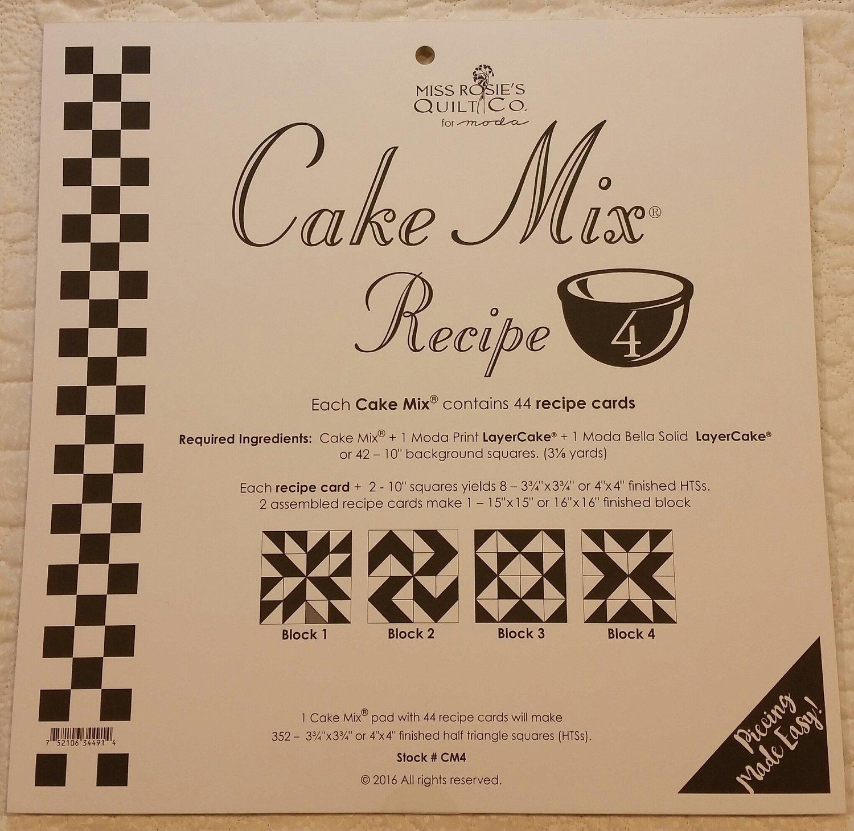 Cake Mix nr 04