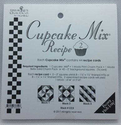 Cupcake Mix 2
