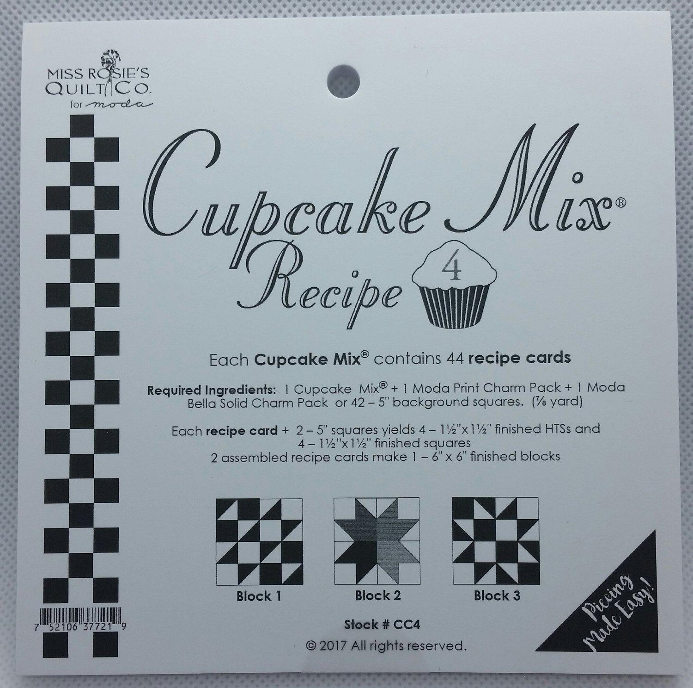 Cupcake Mix 4