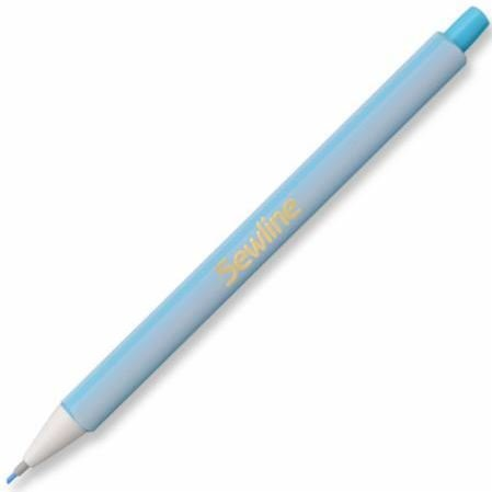 Sewline skredder blyant Blå