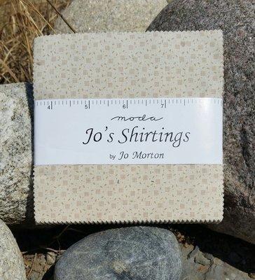 Jo's Shirtings