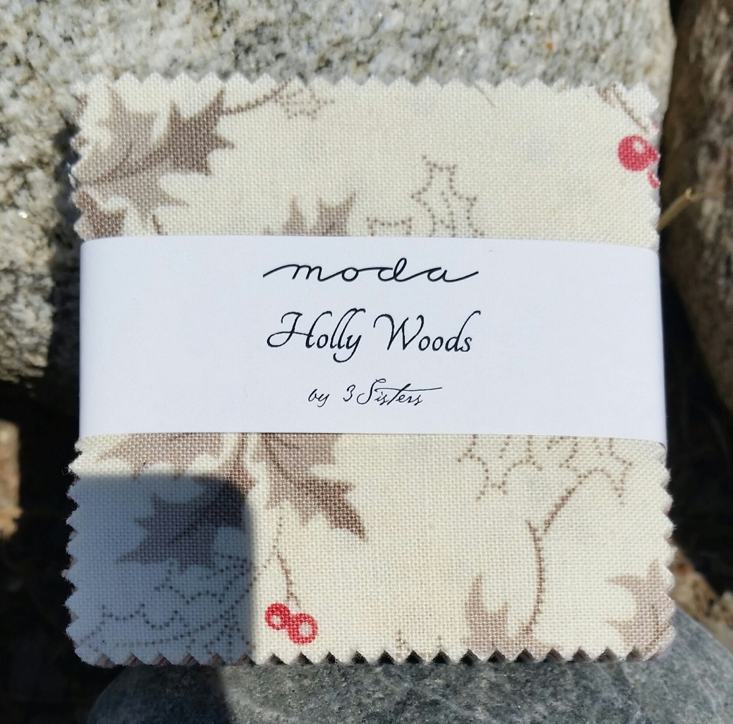 Holly Wood by 3 sisters