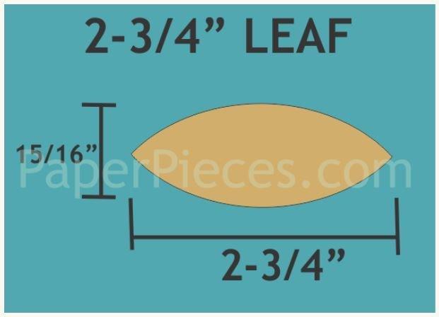 """Leaf 70 stk 2 3/4"""""""