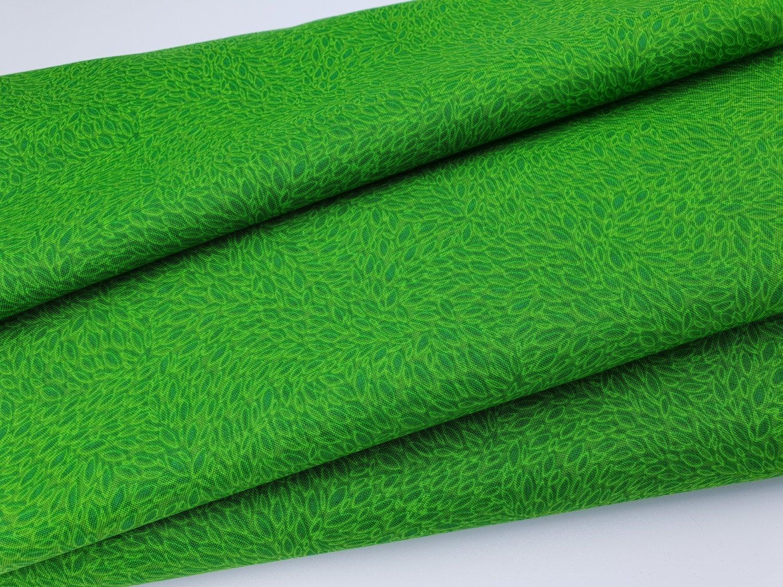 Grønn som gresset
